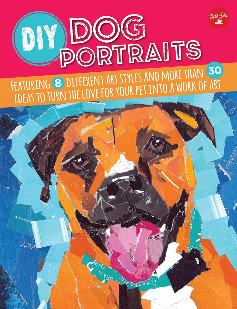 DIY Dog Portraits
