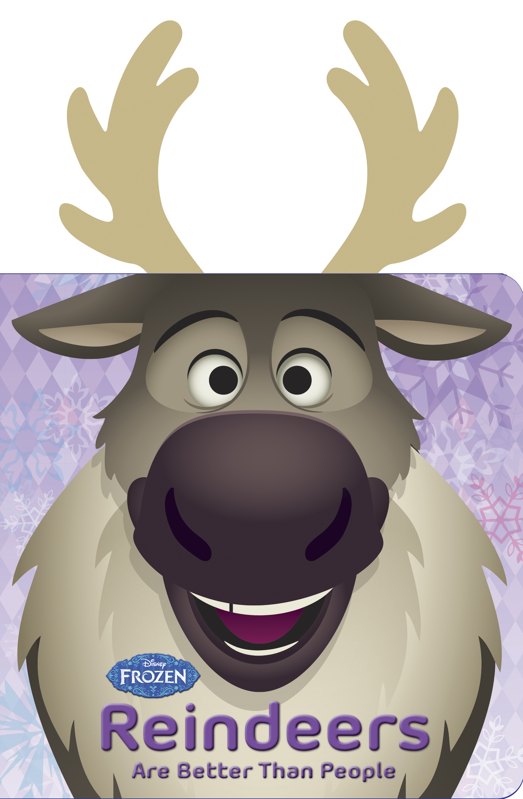 FROZEN: Reindeers are Better than People