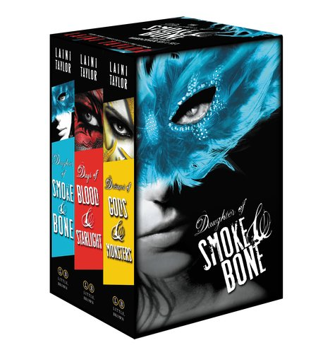 The Daughter of Smoke & Bone Trilogy Gift Set