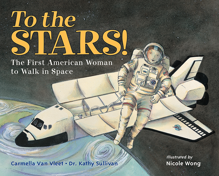 To the Stars! The First American Woman in Space