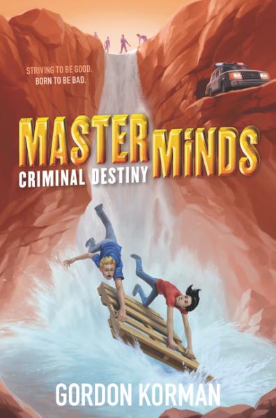 Masterminds #2: Criminal Destiny