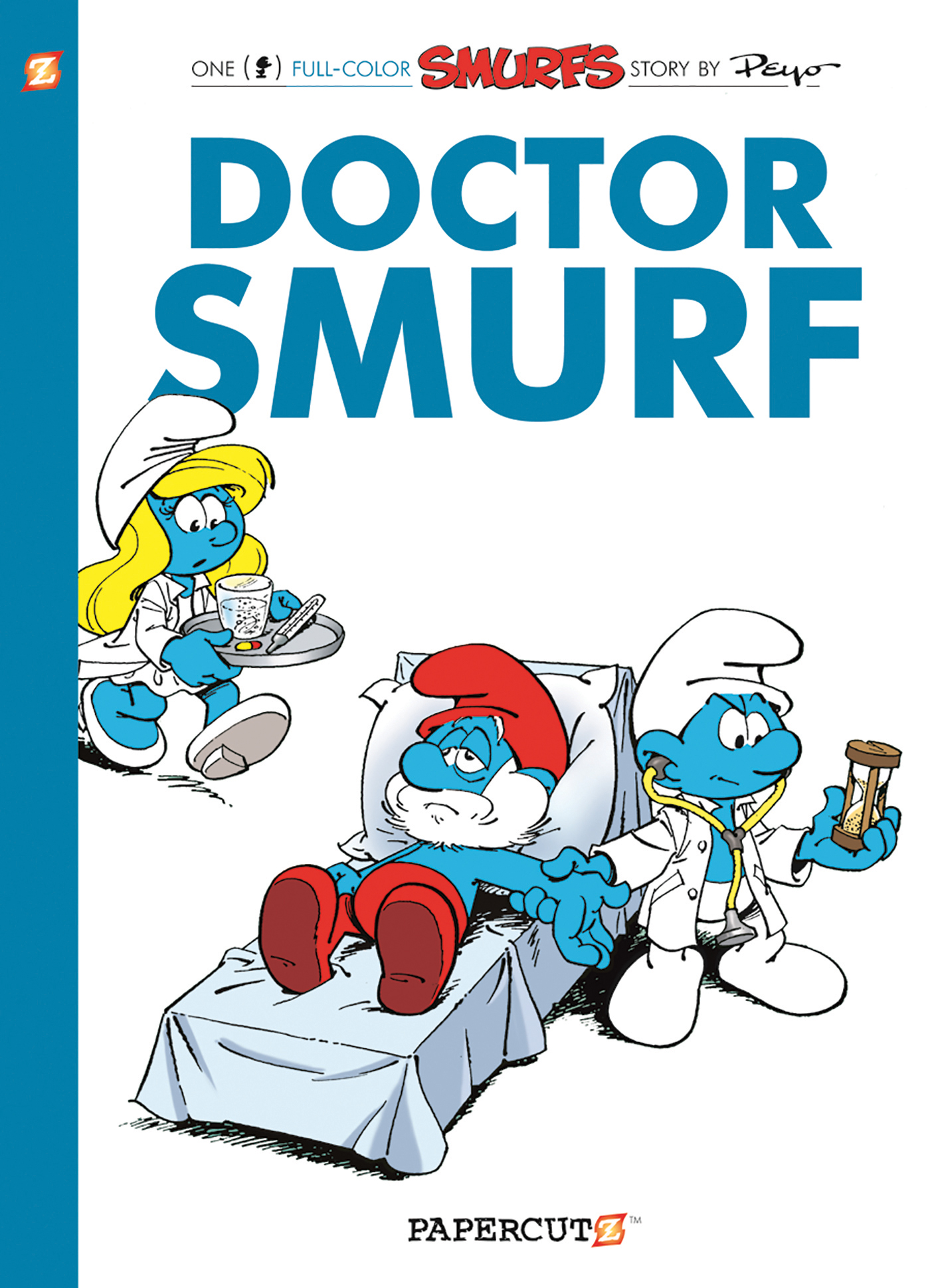 "The Smurfs #20: ""Doctor Smurf"""