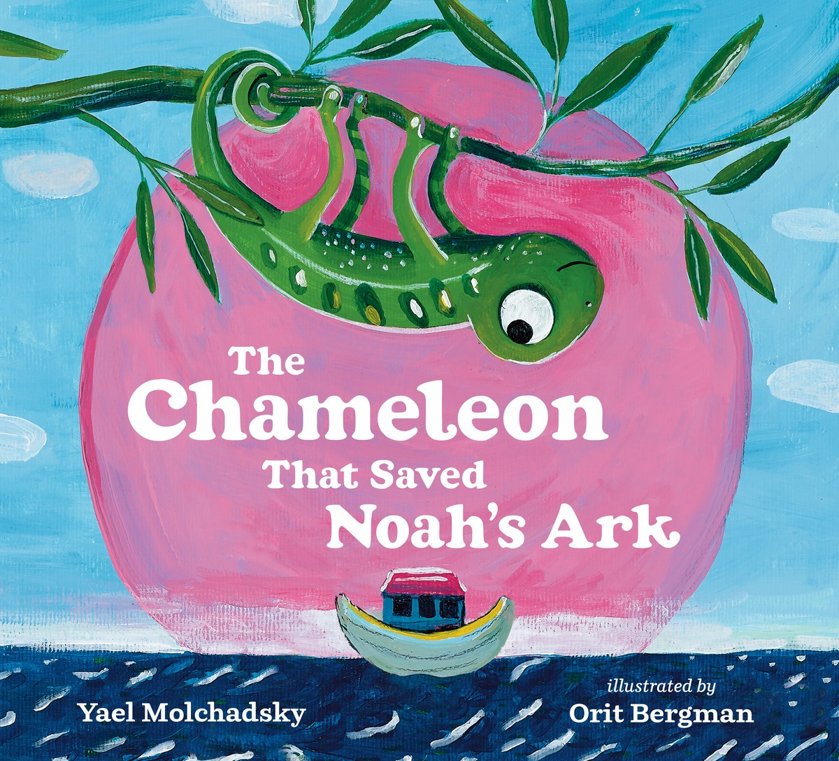 The Chameleon that Saved Noah's Ark
