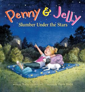 Penny and Jelly: Slumber Under the Stars