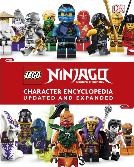 LEGO® NINJAGO™: Character Encyclopedia, Updated Edition