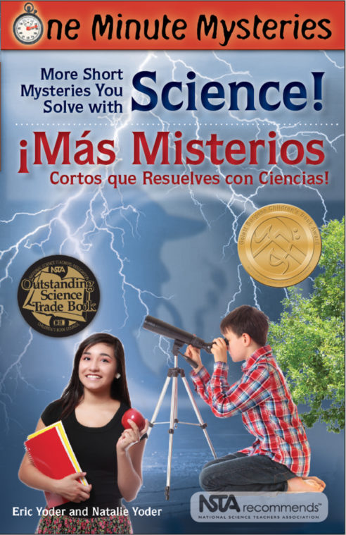 One Minute Mysteries: More Short Mysteries You Solve With Science!