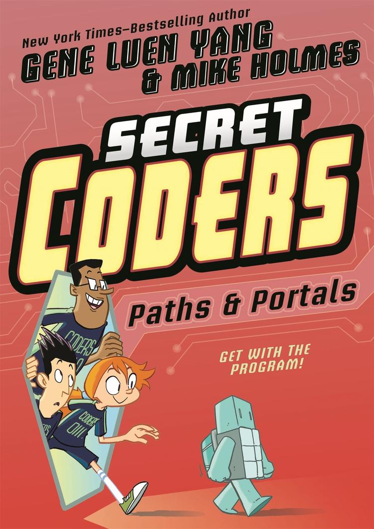 Paths and Portals (Secret Coders #2)