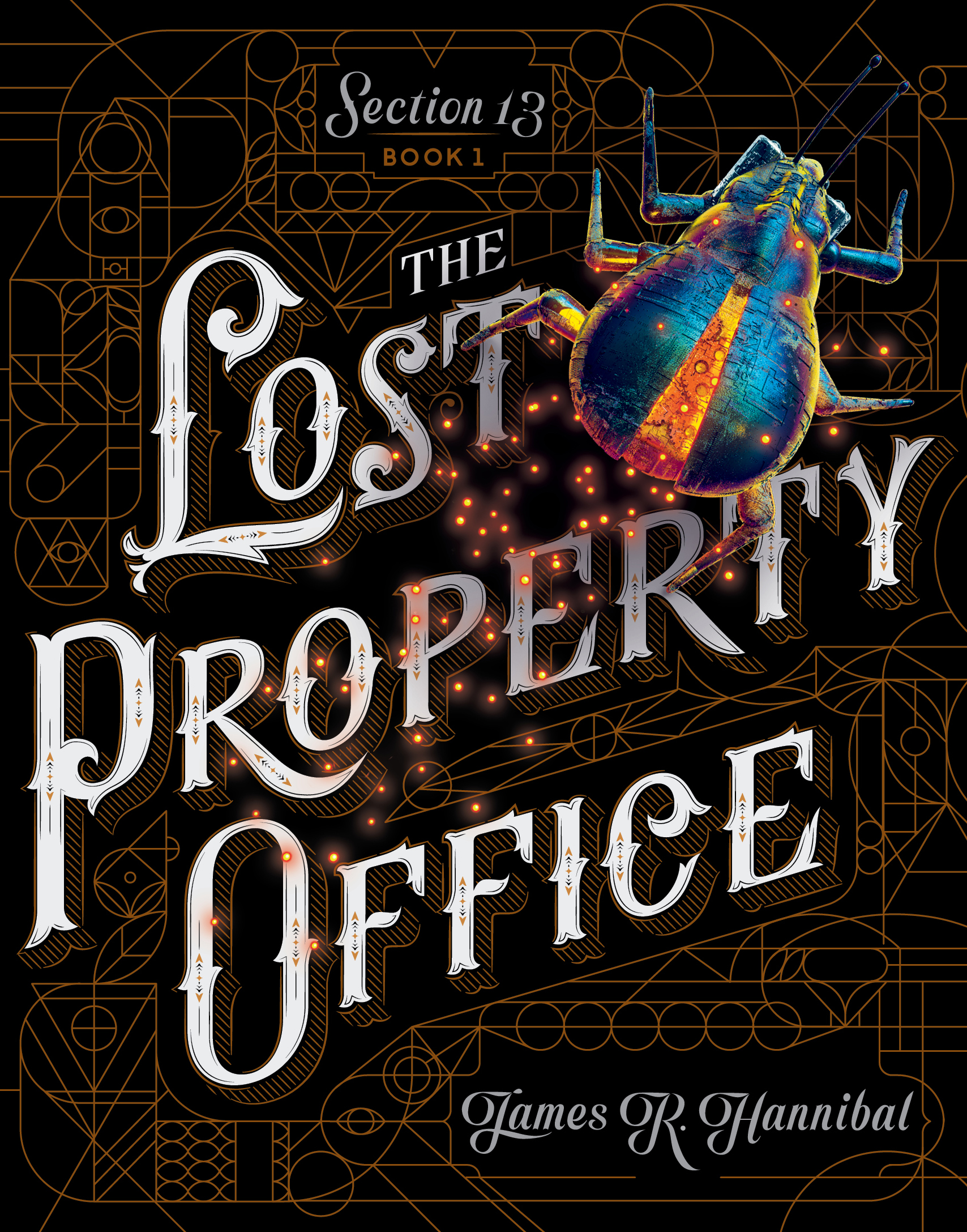 Section 13: The Lost Property Office