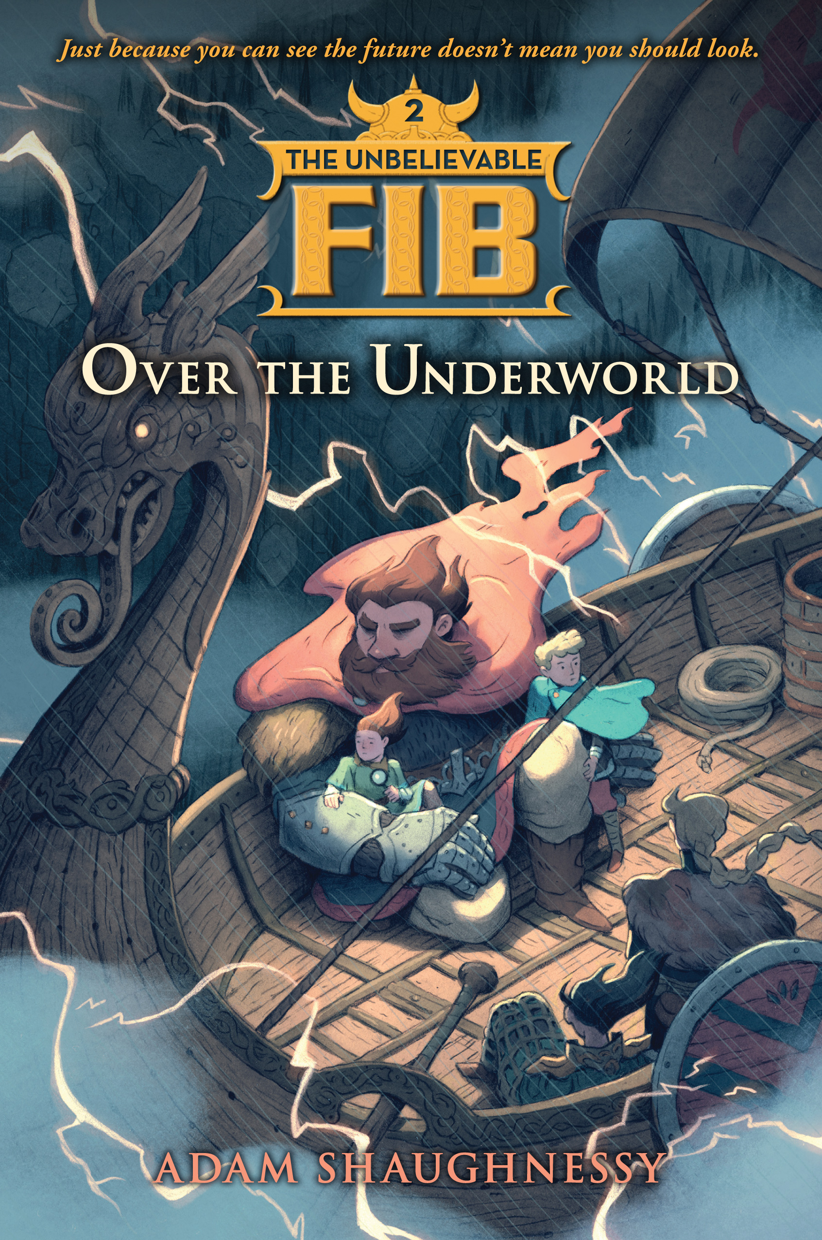 The Unbelievable FIB 2: Over the Underworld
