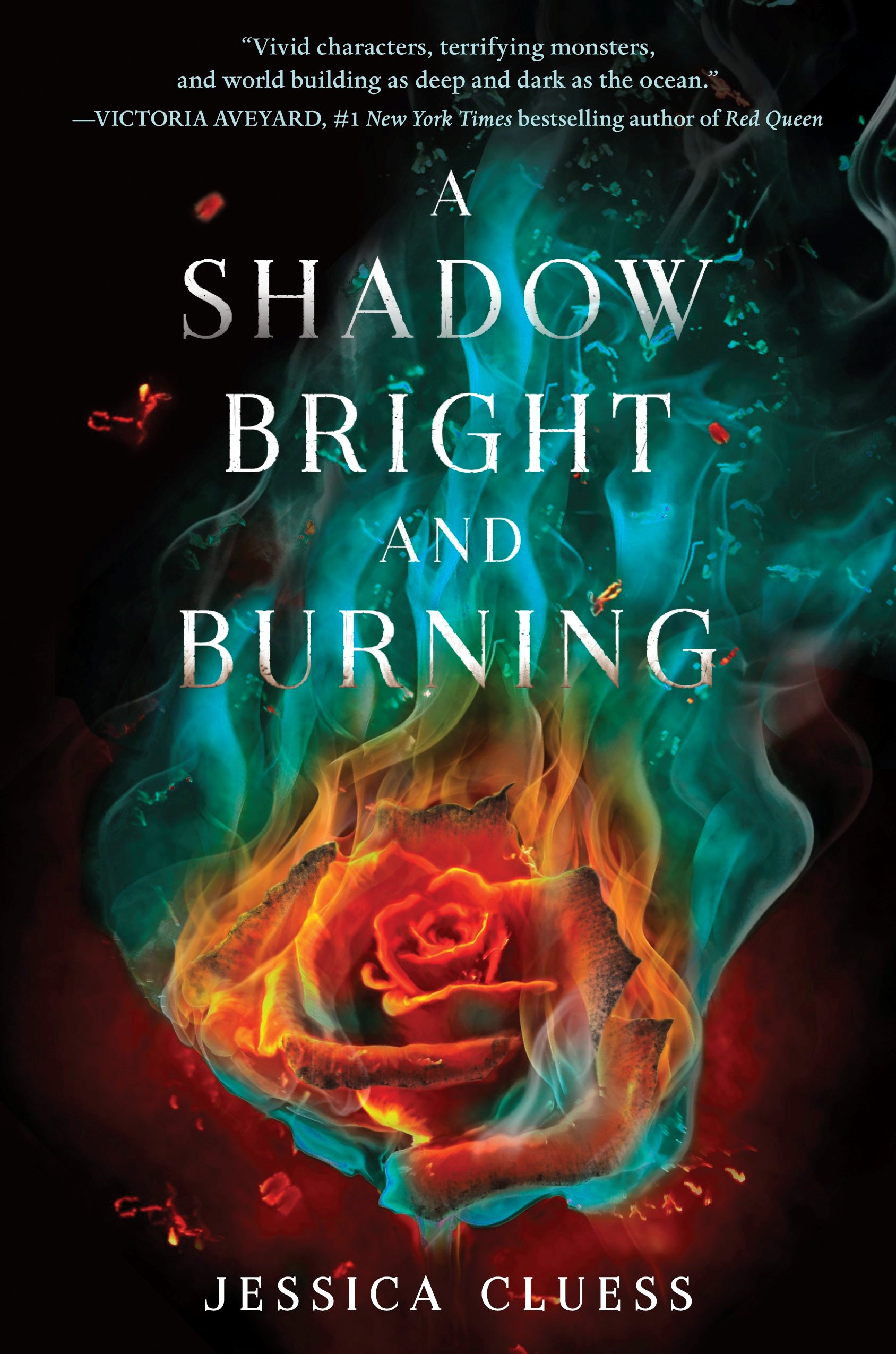 A Shadow Bright and Burning (Kingdom of Fire, Book One)