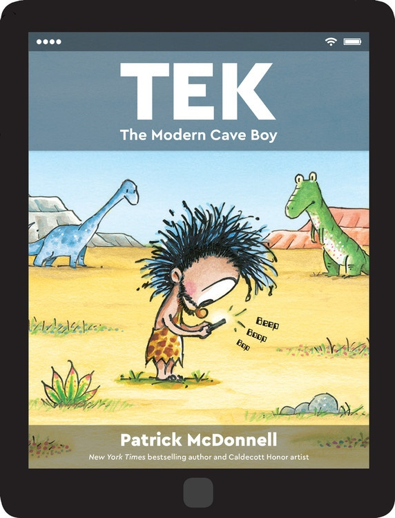 TEK: The Modern Cave Boy