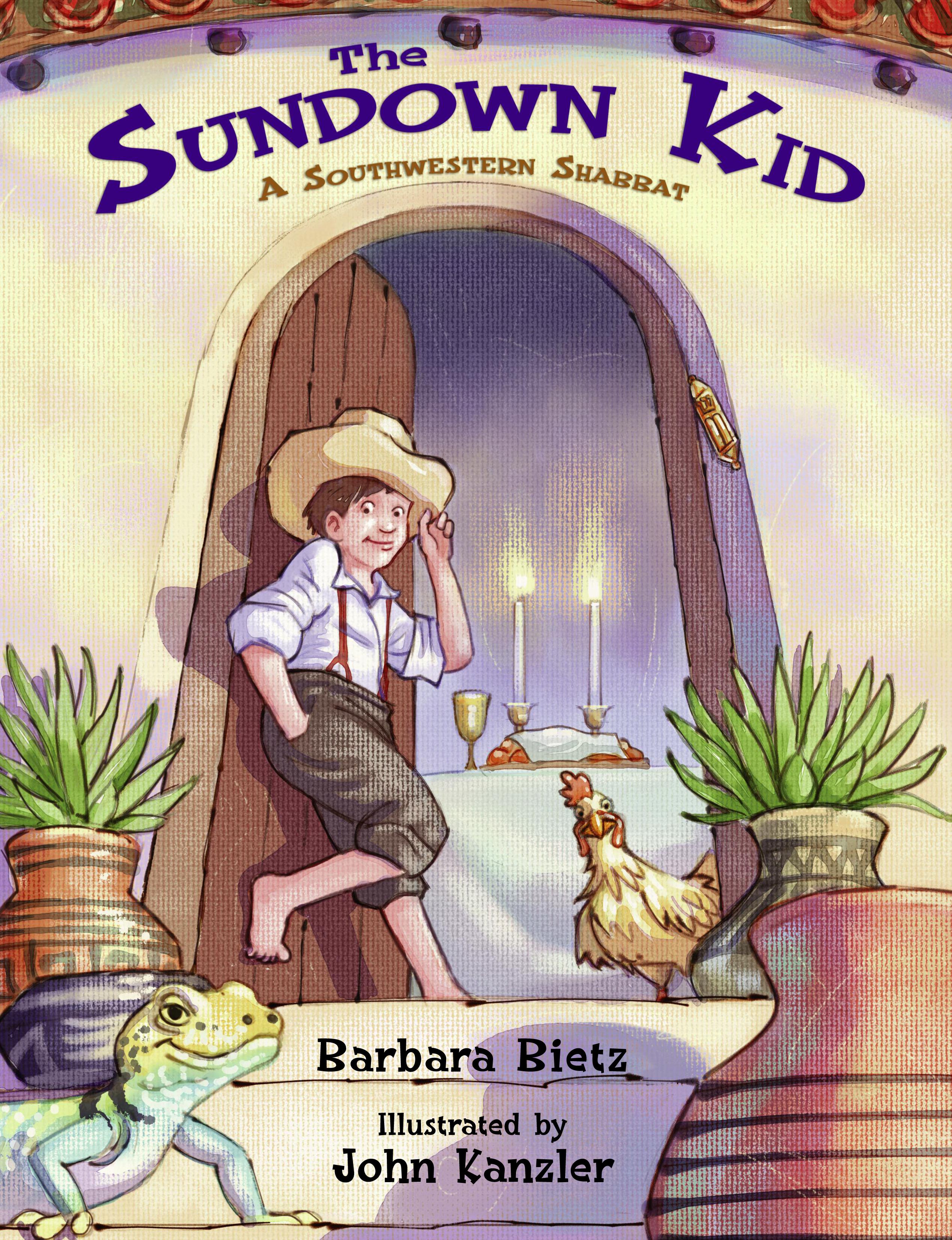 Sundown Kid: A Southwestern Shabbat