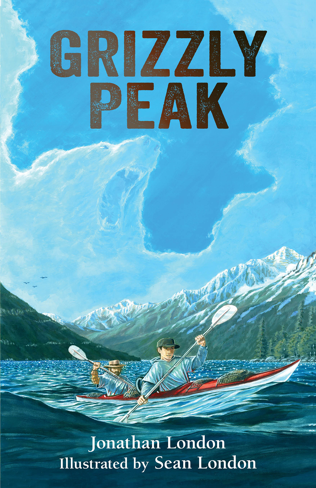Grizzly Peak (Aaron's Wilderness – Book #3)