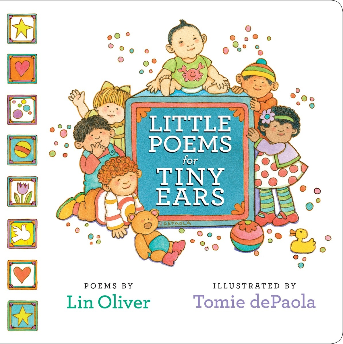 Little Poems for Tiny Ears (board book edition)