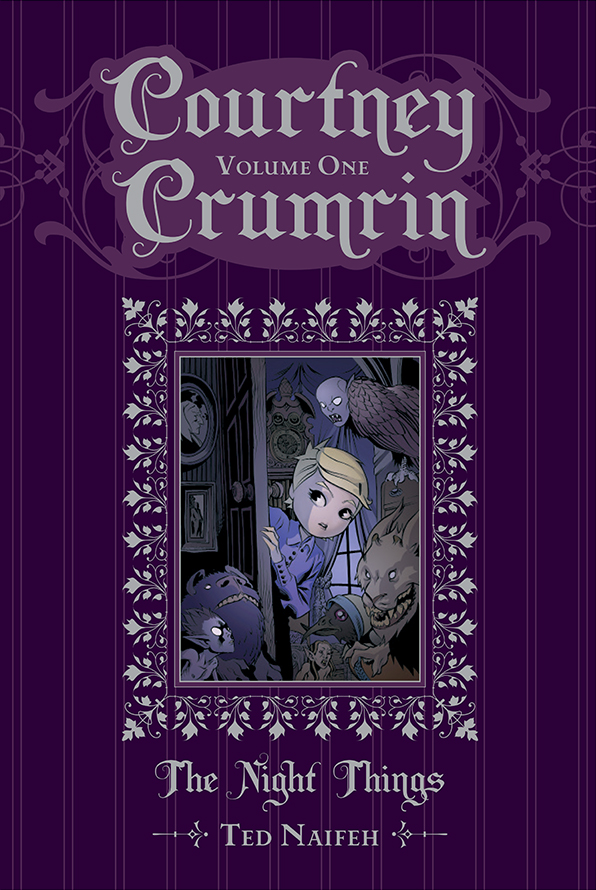 Courtney Crumrin Volume 1: The Night Things