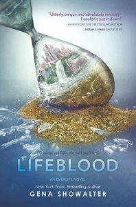 Lifeblood (Book 2, Everlife series)