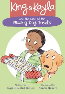 King & Kayla and the Case of the Missing Dog Treats
