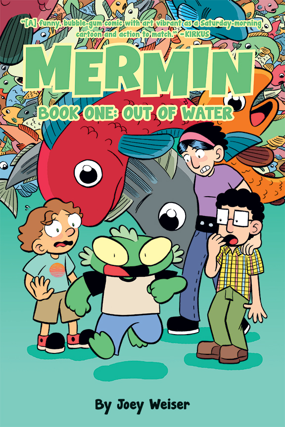Mermin Book One: Out of Water