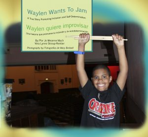 Waylen Wants To Jam/Waylen quiere improvisar