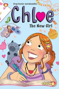 "Chloe #1: ""The New Girl"""