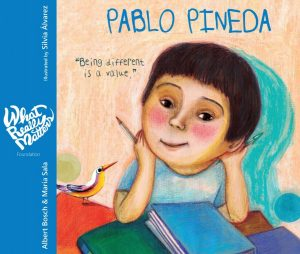 Pablo Pineda: Being Different is a Value (English edition)