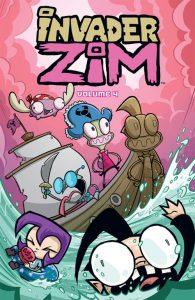 Invader ZIM, Volume 4