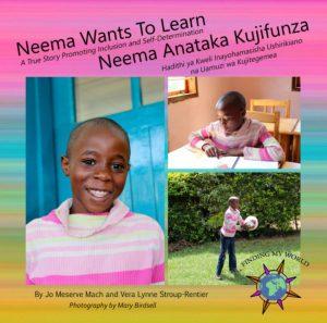 Neema Wants To Learn/ Neema Anataka Kujifunza