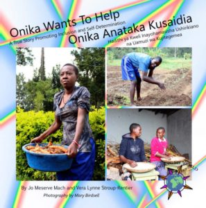 Onika Wants To Help/ Onika Anataka Kusaidia