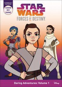 Star WARS Forces of Destiny Daring Adventures: Volume I