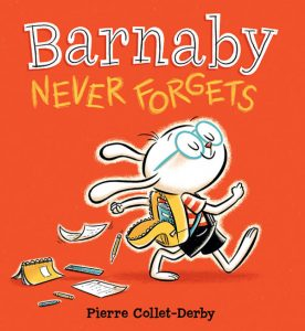 Barnaby Never Forgets