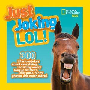 Just Joking LOL