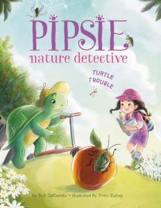 Pipsie, Nature Detective: Turtle Trouble