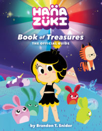 Hanazuki: Book of Treasures