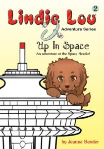 Lindie Lou Adventure Series Up In Space