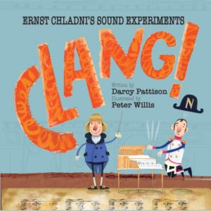 CLANG! Ernst Chladni's Sound Experiments