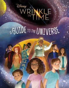 A Wrinkle in Time: Guide to the Universe