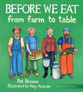Before We Eat: from farm to table Second Edition