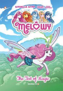 "Melowy Vol. 1: ""The Test of Magic"""