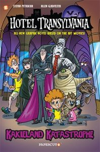 "Hotel Transylvania Vol. 1: ""Kakieland Katastrophe"""
