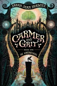 Carmer & Grit 1: The Wingsnatchers