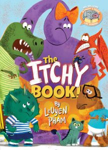 Elephant and Piggie Like Reading!: The Itchy Book!