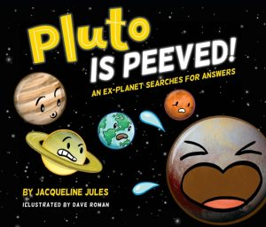 Pluto is Peeved!