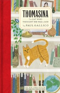 Thomasina: The Cat Who Thought She Was a God