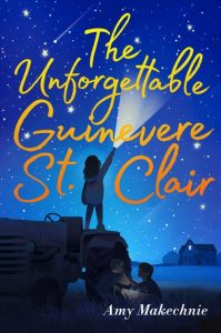 Unforgettable Guinevere St. Clair