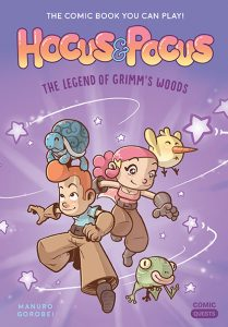 Hocus & Pocus: The Legend of Grimm's Woods