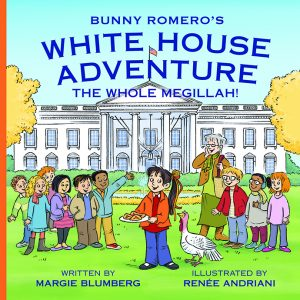 Bunny Romero's White House Adventure: The Whole Megillah!