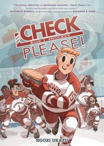 CHECK, PLEASE!: # HOCKEY