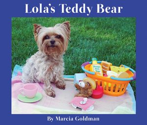 Lola's Teddy Bear