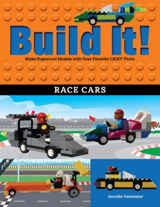 Build It! Race Cars: Make Supercool Models with Your Favorite LEGO® Parts