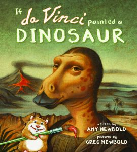 If da Vinci Painted a Dinosaur